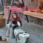 El Belén Viviente del Sagrado Corazón pregona la Navidad en Bailén