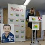Unidad Popular – IU presentan su programa a los bailenenses