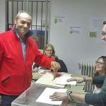 33% de participación en la mañana electoral en Bailén