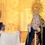 Llega a Bailén la Virgen de la Encarnación