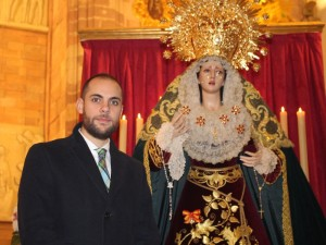 Bendición Virgen de la Encarnación