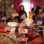 María del Carmen García se lleva la gran cesta de la Campaña de Navidad