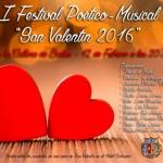 Los Poetas de Bailén presentan un gran festival poético – músical