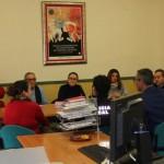 Ayuntamiento y Agrupación de Cofradías ultiman la Semana Santa