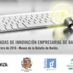 En marcha la IV Jornada de Innovación Empresarial de Bailén