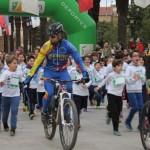 Celebrada la Carrera por la Paz en el Día Escolar de la No Violencia y la Paz