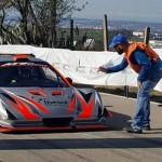 El piloto bailenense Esteban Perea brilla en el campeonato de España de montaña