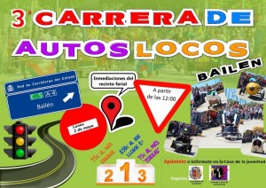 cartel autos locos 2016