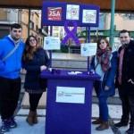 Juventudes Socialistas celebra con diferentes actos el Día de la Mujer