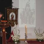 Enrique Camacho anuncia la inminente llegada de la Semana Santa con el pregón