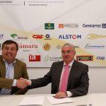Cetemet e Innovarcilla firman un convenio para utilizar sus infraestructuras