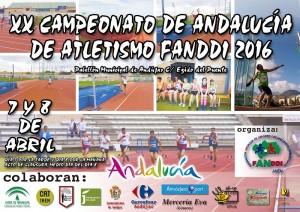 CARTEL ATLETISMO FANDDI 2016