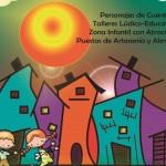 El Poblado de la Igualdad se instalará este fin de semana en Las Palmeras