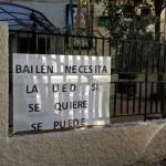 Manifestación para evitar el cierre definitivo de la Unidad de Estancia Diurna