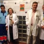 Los profesionales del Centro de Salud celebran la jornada mundial sobre la Diabetes