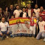 La fe, el orgullo y la pasión por el Sevilla FC forman una peña en Bailén