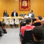 Ayuntamiento y empresarios se reúnen para poner a punto CERAMIBA 2016