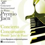 Participantes del Premio Piano ofrecerán esta tarde un concierto en Bailén