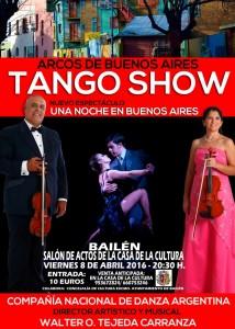 TANGO SHOW Bailen