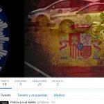 La Policía Local de Bailén llega a Twitter