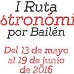 La I Ruta Gastronómica por Bailén llega a su ecuador