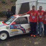 Los hermanos Miranda y Esteban Perea compiten juntos en las 24 horas de Ascari