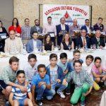 Amigos del Deporte entrega los premios de su gala deportiva