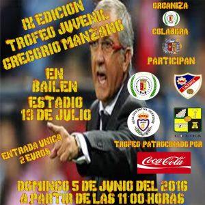 Trofeo Gregorio Manzano