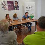 La confluencia de Unidos Podemos en Bailén arranca con fuerza