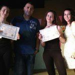 La gala del Centenario, presentación de la beca Sor Cristina