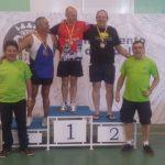 El Policía Local, Salvador Izquierdo, consigue una medalla de plata en los Juegos Europeos de Policías