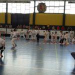 Bailén acogio el III Campeonato de Andalucía de JKA