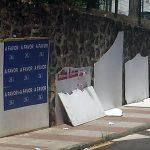 Ciudadanos Bailén presenta una denuncia por vandalismo continuado