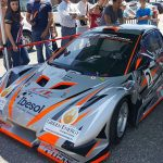 El piloto Esteban Perea consigue el segundo puesto en la prueba automovilística de Montoro