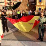 El Partido Comunista condena el izado de la Enseña Nacional el 18 de julio