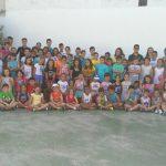 Más de un centenar de niños participan en la Escuela de Verano 2016