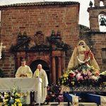 Miles de bailenenses acompañan a la Virgen de Zocueca en su romería