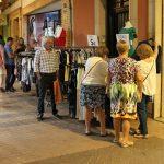 La Shopping Night vuelve a llenar el centro comercial abierto