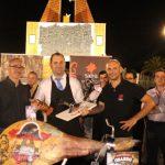 Cesar Sánchez se lleva el I Concurso Nacional de Cortadores de Jamón