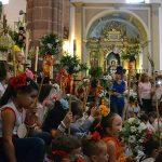 Los alumnos de Infantil del Sagrado Corazón viven su propia romería