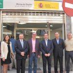 Inaugurada la nueva Oficina de Empleo en Bailén