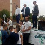 Los escolares bailenenses se conciencian en el reciclado de vidrio