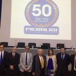 Picualia acoge la celebración del cincuenta aniversario de Pieralisi en España