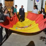 Bailén y los escolares celebran el Día de la Constitución