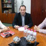 La Junta de Andalucía y ASECOB estrechan lazos por el Foro para el Empleo