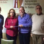 AIB recauda más de tres mil euros a Cáritas Interparroquial