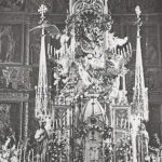 El Ateneo presenta este sábado una reproducción del antiguo retablo de La Encarnación