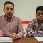 Juventudes Socialistas asegura que Bailén ha perdido 6.000 euros y el programa Código Joven