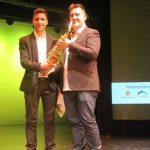 Francisco Rusillo se alza con el premio del Concurso Internacional de Andorra