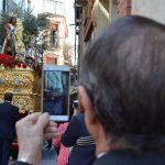 La Mulica sale a las calles para pregonar el Domingo de Ramos